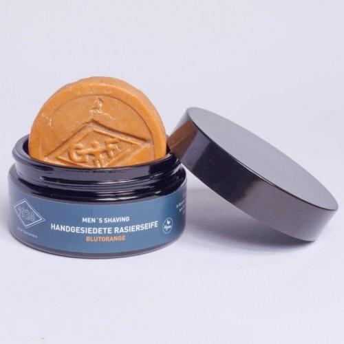 1920 Shaving Soap Organic Blood Orange » G&F