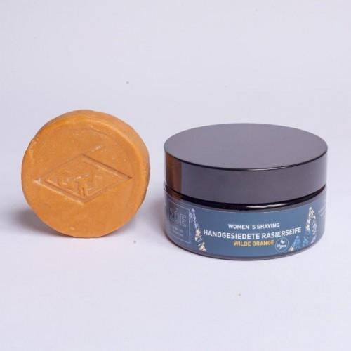ZÓE Organic Shave Soap Wild Orange » G&F