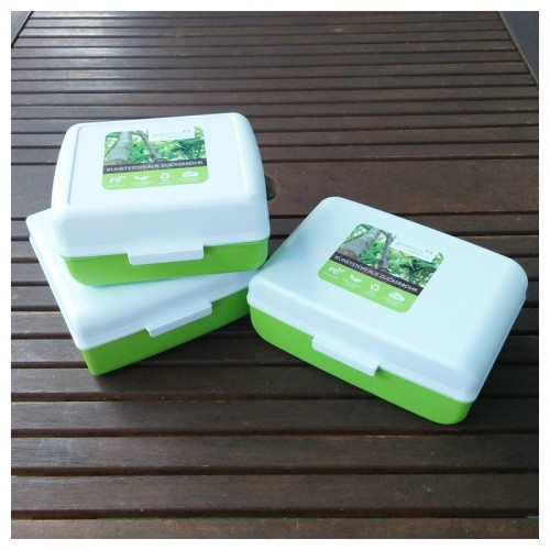 Greenline 3 pack Storage Container & Lunchbox | Gies