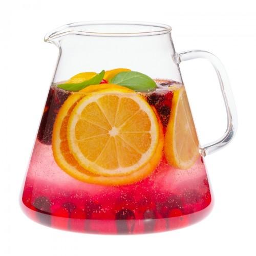 Trendglas Jena Glass Pot BARI – Juice Jug 1.3 l