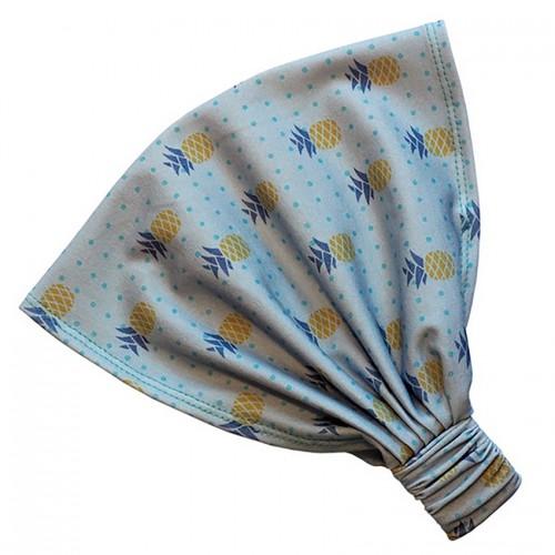 Pastel Headband Eco Jersey Pineapple | bingabonga