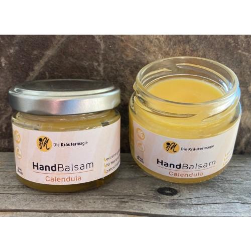 Vegan Hand Balm Calendula » Kraeutermagie