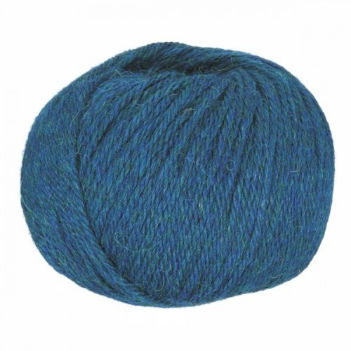 Baby Alpaca-Soft knit crochet yarn, 50g Ocean | Apu Kuntur
