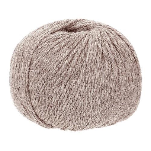 Baby Alpaca-Soft knit crochet yarn, 50g Sand | Apu Kuntur