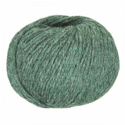 Baby Alpaca-Soft knit crochet yarn, 50g Emerald | Apu Kuntur