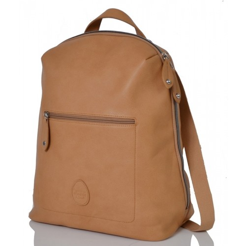 PacaPod Hartland Camel Baby Changing Backpack