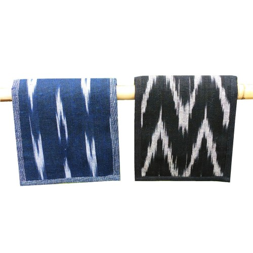 IKAT Purse - Fair Trade Portemonnaie | Sundara Paper Art