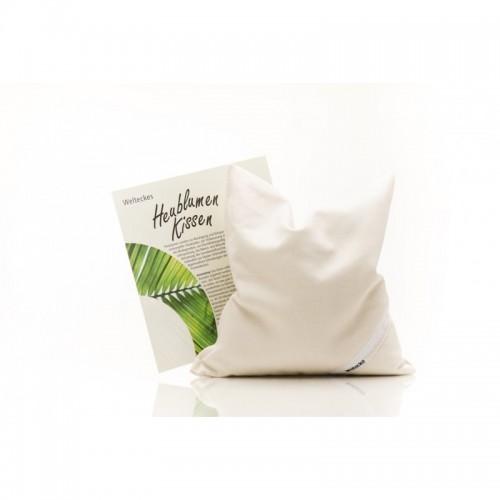 Organic Hay Flower Pillow | Weltecke