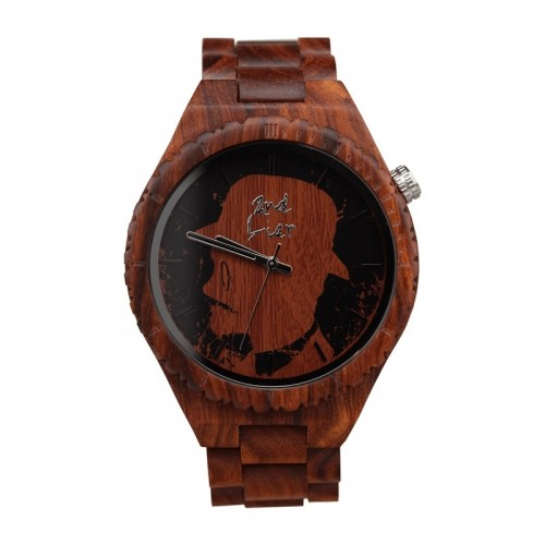 RED MEN Wrist Watch of red Sandalwood | 2nd Liar