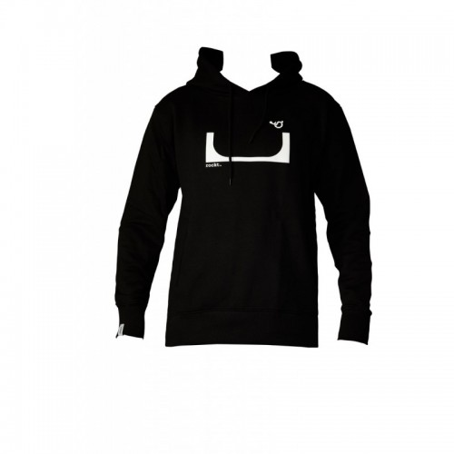 Halfpipe black Men Hoodie Organic Cotton | rockt