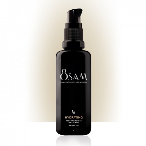 Brazil Nut Oil by 8SAM natural cosmetics