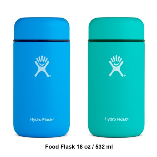 Thermo Food Flask 18 oz of stainless steel | Hydro Flask