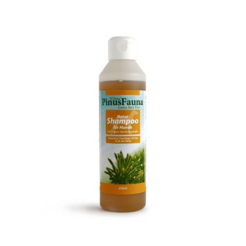 PineFauna natural shampoo for dogs
