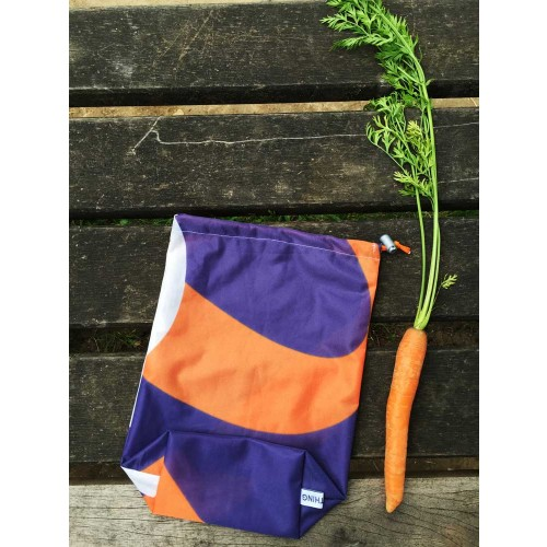 Veggie Lily – small produce stand recycling bag   reTHING
