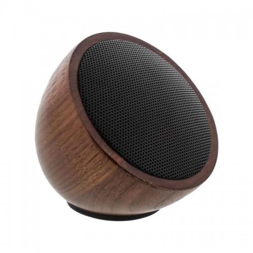 Bluetooth Holz Lautsprecher InLine® woodwoom