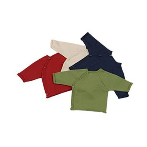 JaPu Pullover Terrycloth Organic Wool/Silk by Reiff