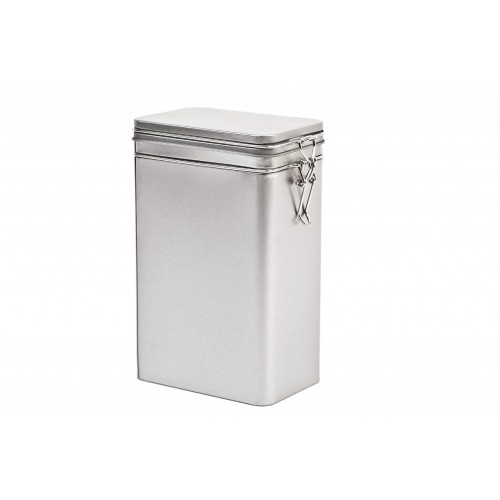 Tinplate food storage container & coffee can 500 | Tindobo