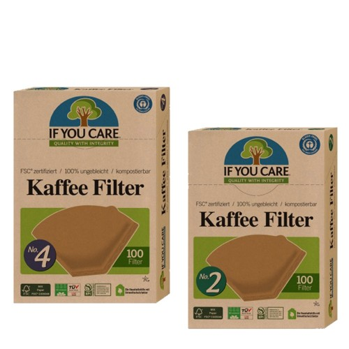 Biodegradable Eco Coffee Filters » If You Care