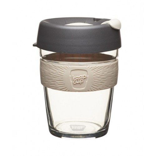 KeepCup Brew Chai - reusable cup made of Glass for Coffee etc.