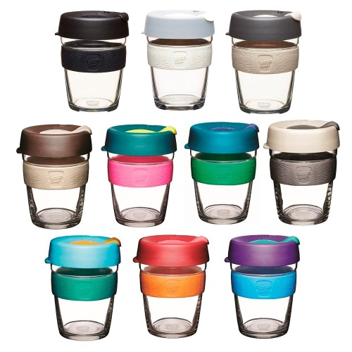 KeepCup Brew  - reusable cup made of Glass for Coffee etc.