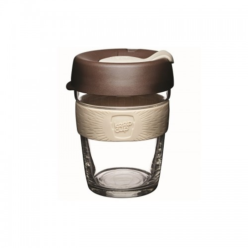 KeepCup Brew Roast - reusable cup made of Glass for Coffee etc.