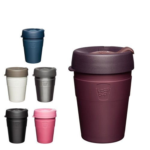 KeepCup Thermal refillable stainless steel cup, barista standard
