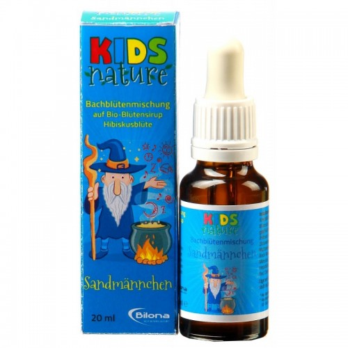 KIDS Nature Sandman - Bach Flowers Essence | Bilona