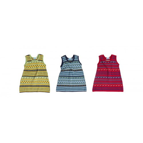 Children's Dress Thea from Eco Merino-Wool | Reiff