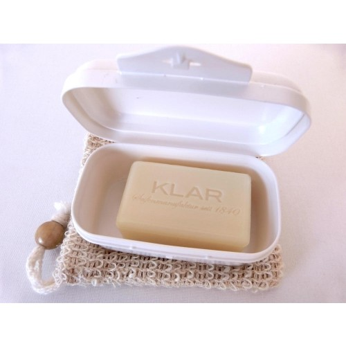 Sustainable Body Care Travel Set with vegan soap