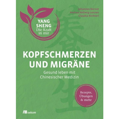 Headache and Migraine - German eco book | oekom publisher