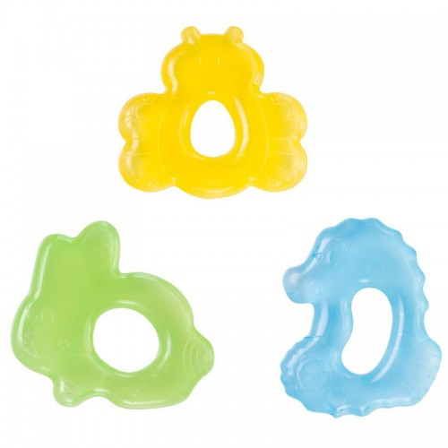 Teething Aid: cooling animal – different Motifs   Baby Nova