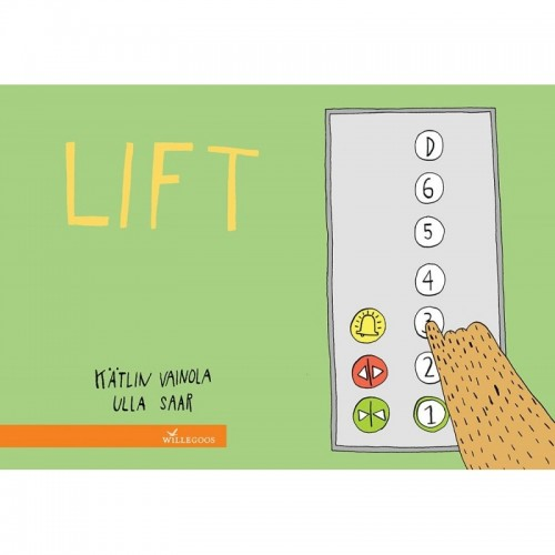 LIFT– German Eco Picture Book for toddlers | Willegoos