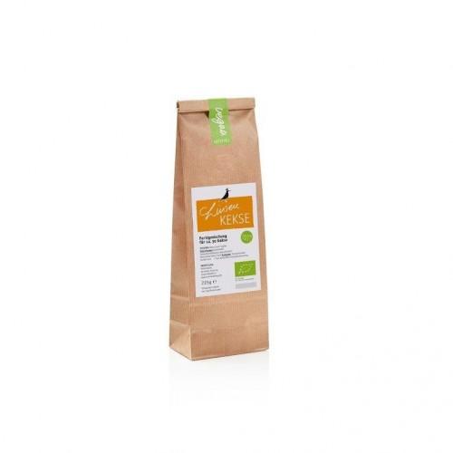 Organic Lentil Cookies sugar-free mixture