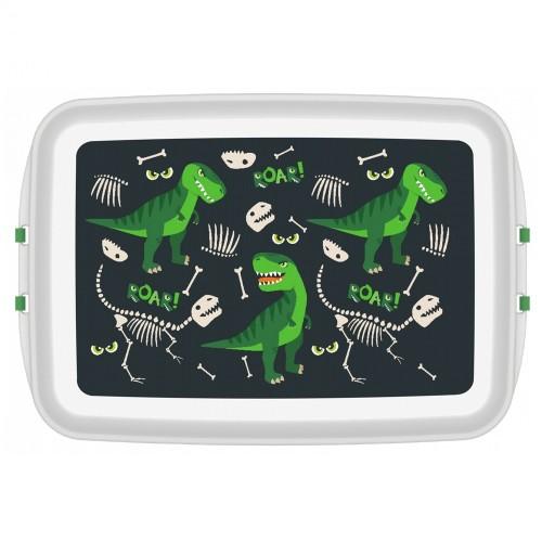 DINO Lunchbox made of Bioplastics | Biodora