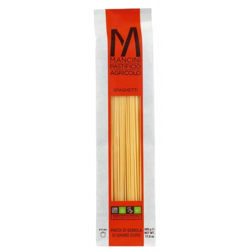 Pasta Mancini Linguine, Pasta Semolina, long | D.O.M.
