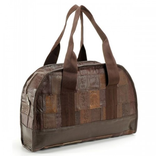 Marco upcycling bowling bag / travel bag