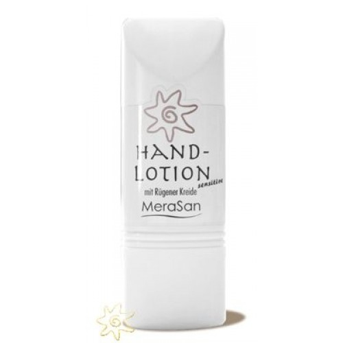 parfümfreie Hand-Lotion Sensitive von MeraSan