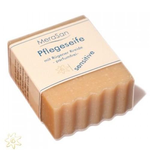 parfümfreie Seife Sensitive von MeraSan