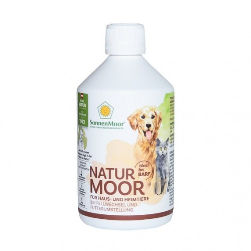 Natural Bog for Pets, vegan feed supplement | SonnenMoor