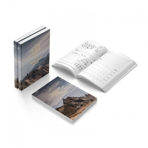 MOUNTAIN BOOK travel journal | Analog Living