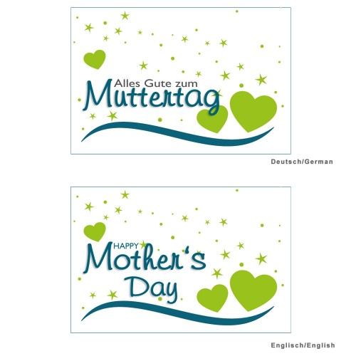 Mother's Day Sustainable Gift Voucher Print at Home
