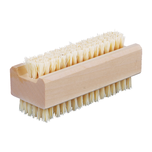 Classical Nailbrush of Maple Wood & Fibre | Redecker