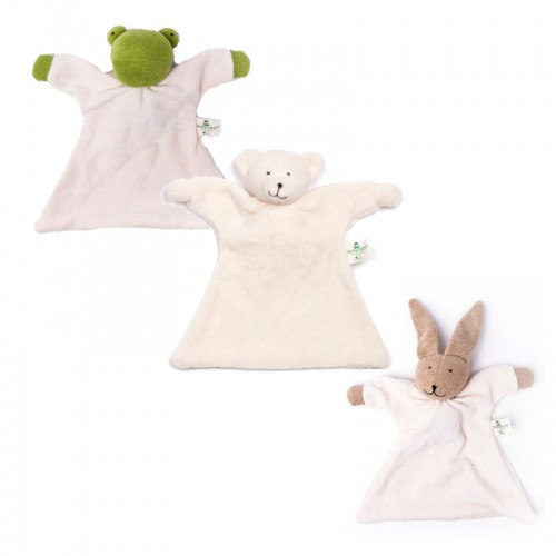 Eco Grasping Toy and Soft Toy from Nanchen Animal World