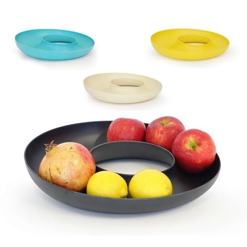 BIOBU Freso innovative Fruit Bowl made of Bamboo | Ekobo