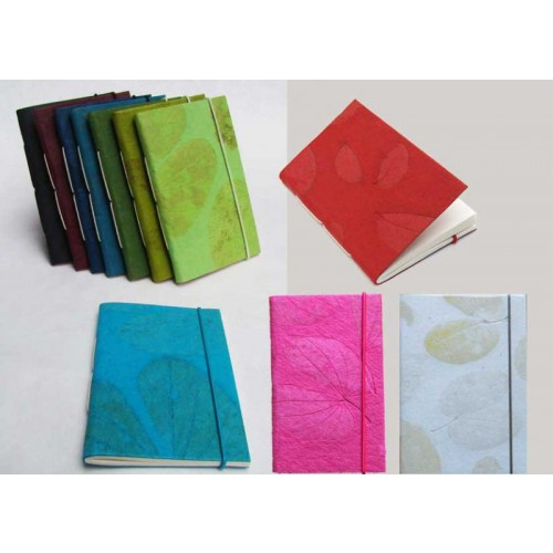 Eco Notebook - Sketchbook - different colours