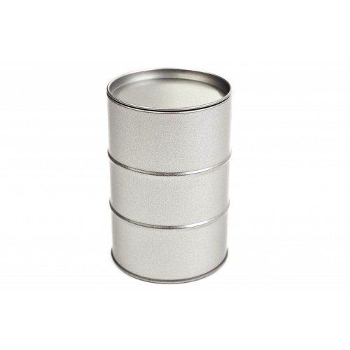 Oildrum Gift Box - recyclable tin can for gifts