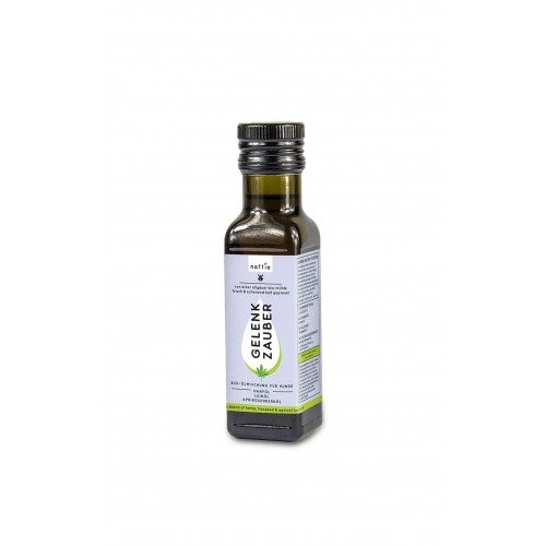 naftie Organic Oil Blend JOINT MAGIC for Dogs