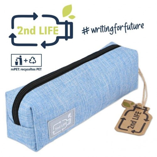 Pencil Case & Pouch 2nd LIFE from recycled PET | Online Pen