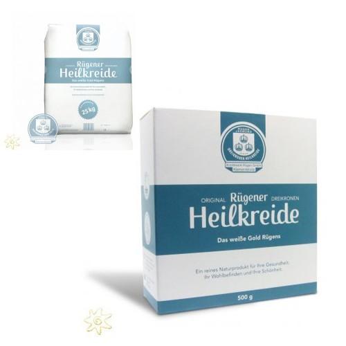 Original Ruegen Healing Chalk Dreikronen-Heilkreide | MeraSan