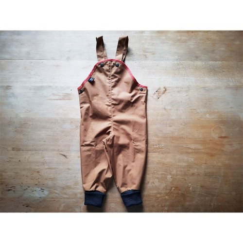 Water-repellent trousers with cuffs, Eta-Proof Organic Cotton | Ulalue